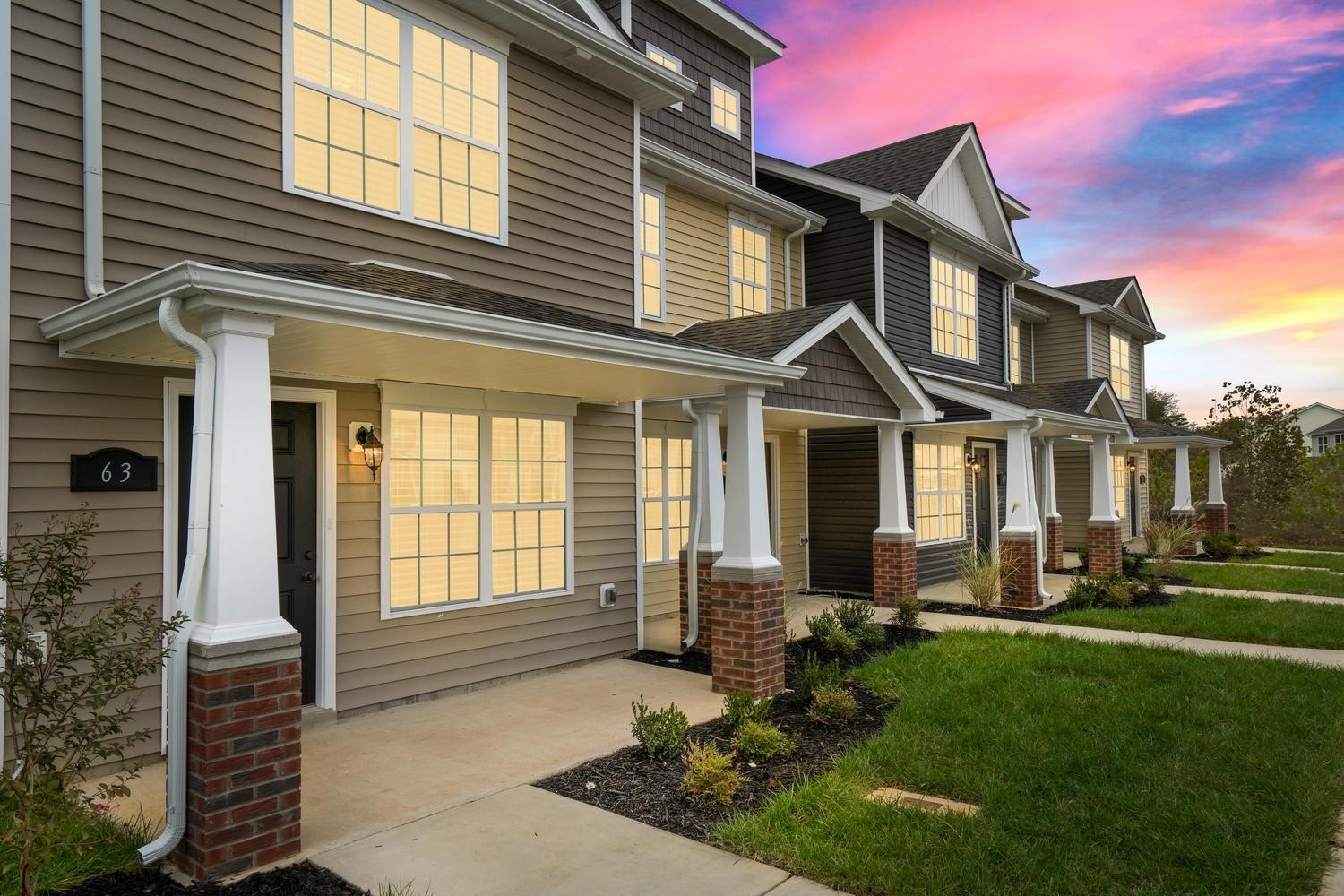 Check Out This Amazing townhome located close to Tennova Healthcare & Zoned for Rossview - Stainless Steel Appliances - Granite Counters in the Kitchen - LVT Floors Installed on Main Level - Community Clubhouse & Pool