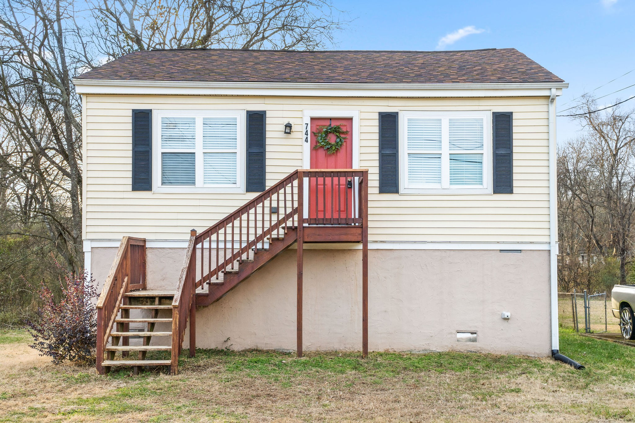 Check Out This Picture Perfect, Move In Ready, Ranch Home - Conveniently Located Near Shopping & Briley Parkway - NEW Paint - NEW Flooring - NO Carpet in Home - All Kitchen Appliances Convey - MUST SEE!