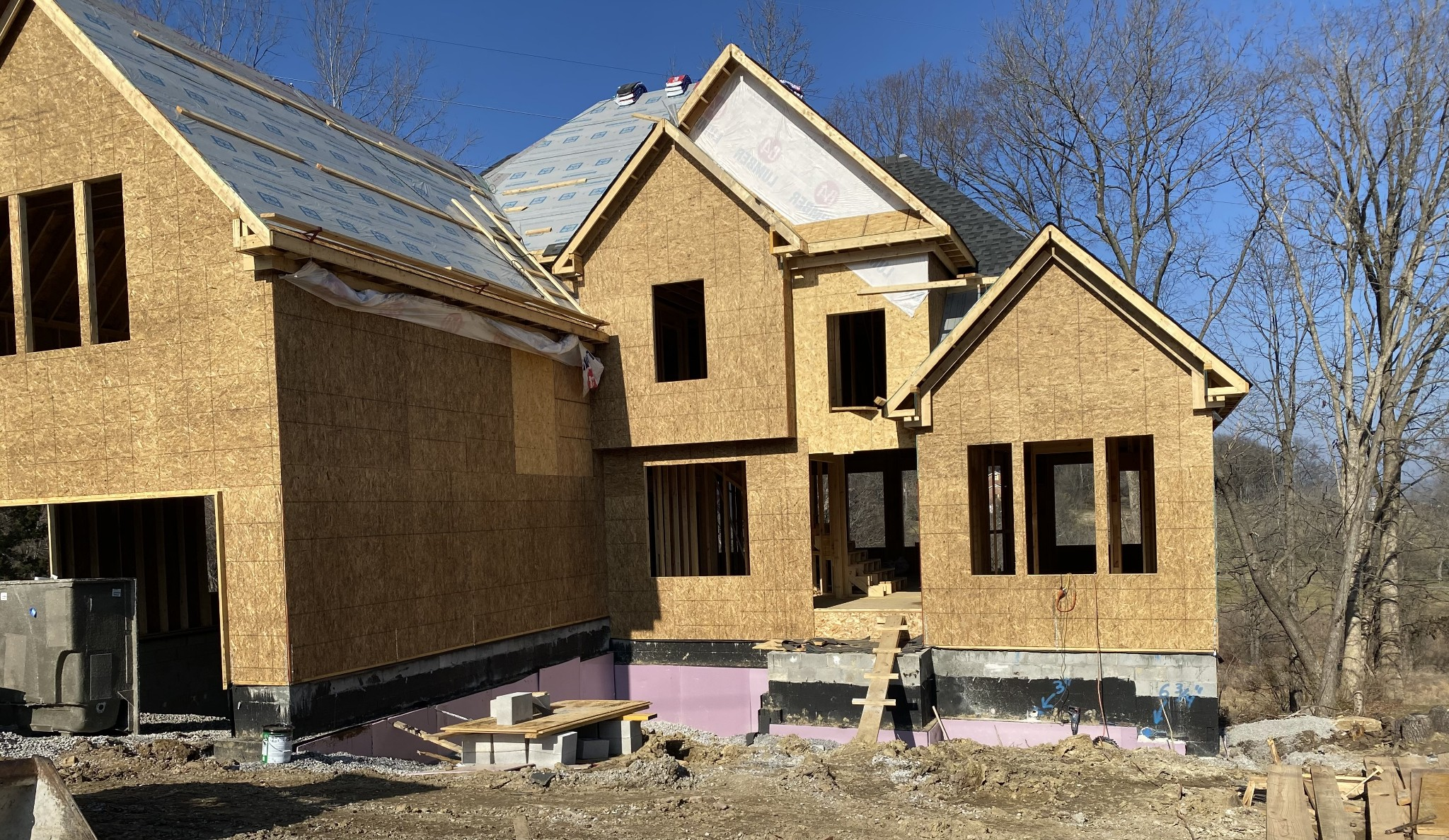 All expectations are exceeded in this custom, new construction home with the opportunity to make sel