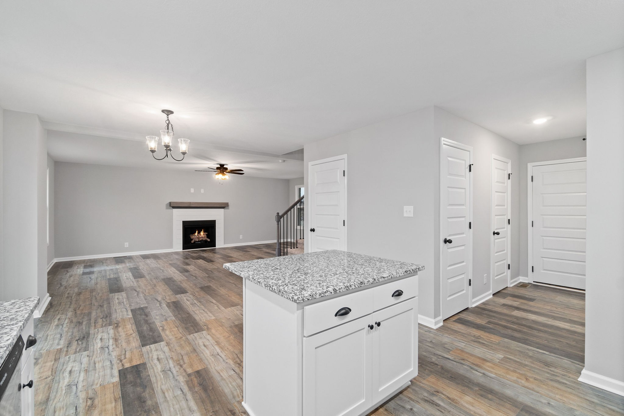 "Welcome to the NEW Warrioto Hills Subdivision: A Cumberland River Community - ""THE DUKE"" Floor Plan on an Oversized Lot - Grey Cabinetry - Granite Counters - Check Out Example Pics for Floor Plan Inspiration"