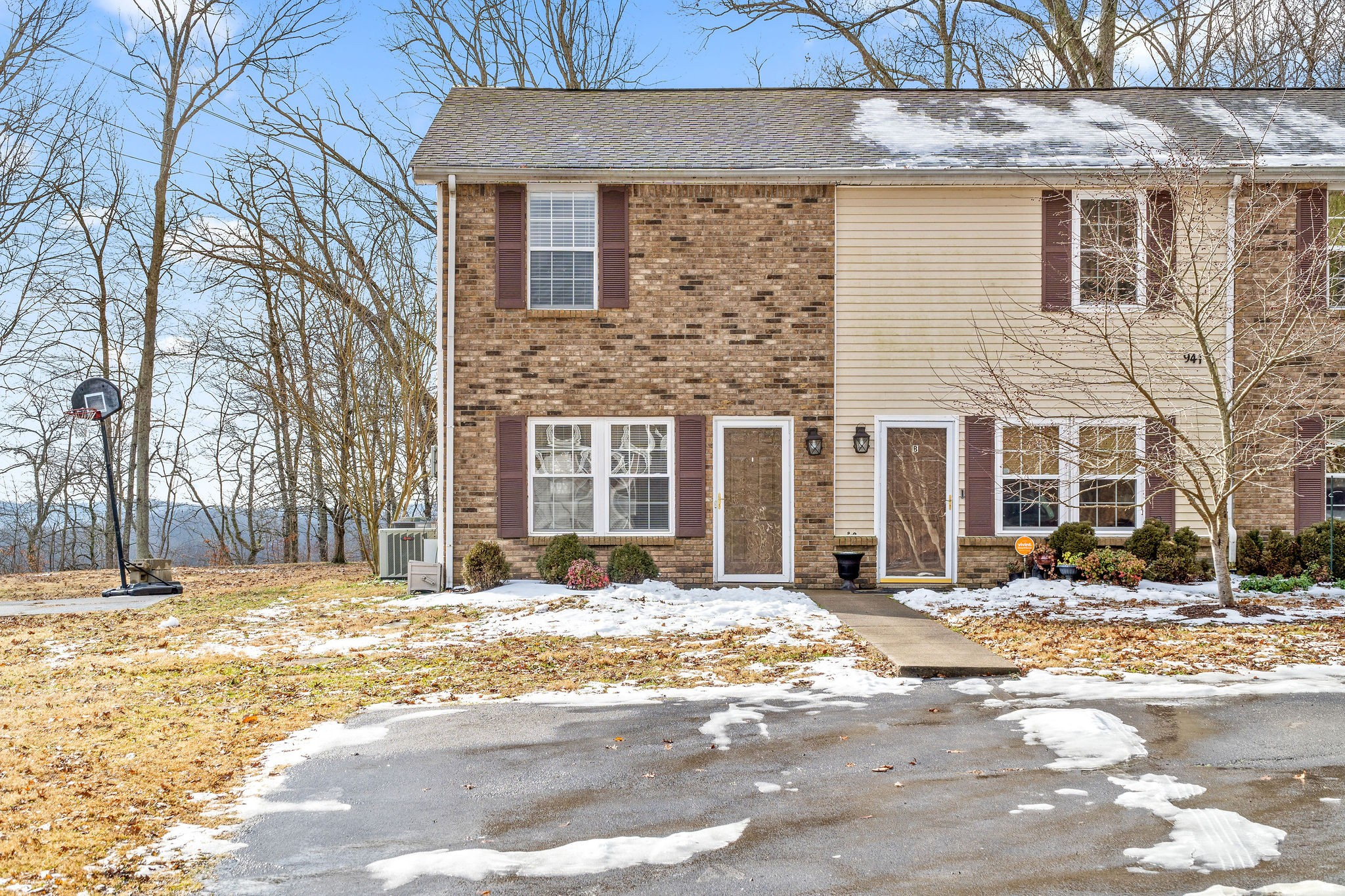 This Adorable Townhome is Conveniently Located Between Downtown & Exit 11 for an Easy Commute! - Enjoy the AMAZING River View from the Upper or Lower Back Decks - Kitchen Appliances & Washer/Dryer is Included - NEW Stove - NEW Paint - This Picture Perfect Unit is Ready to Go!