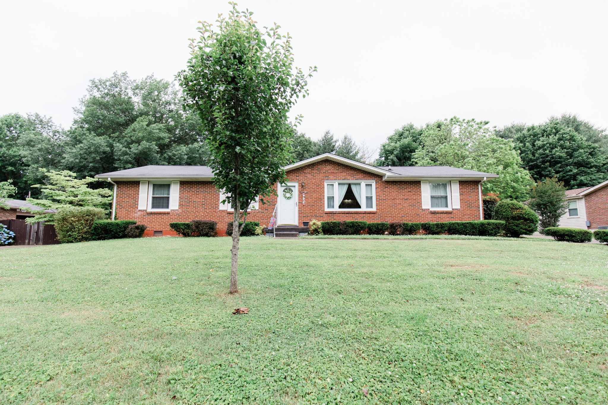This Cozy, well-cared for, all brick home on large lot in established neighborhood. Could be a Great First Home, or rental property. This home comes with, 3BD, 1.5 bath, eat in kitchen, and large Patio lots of potential and  great location.