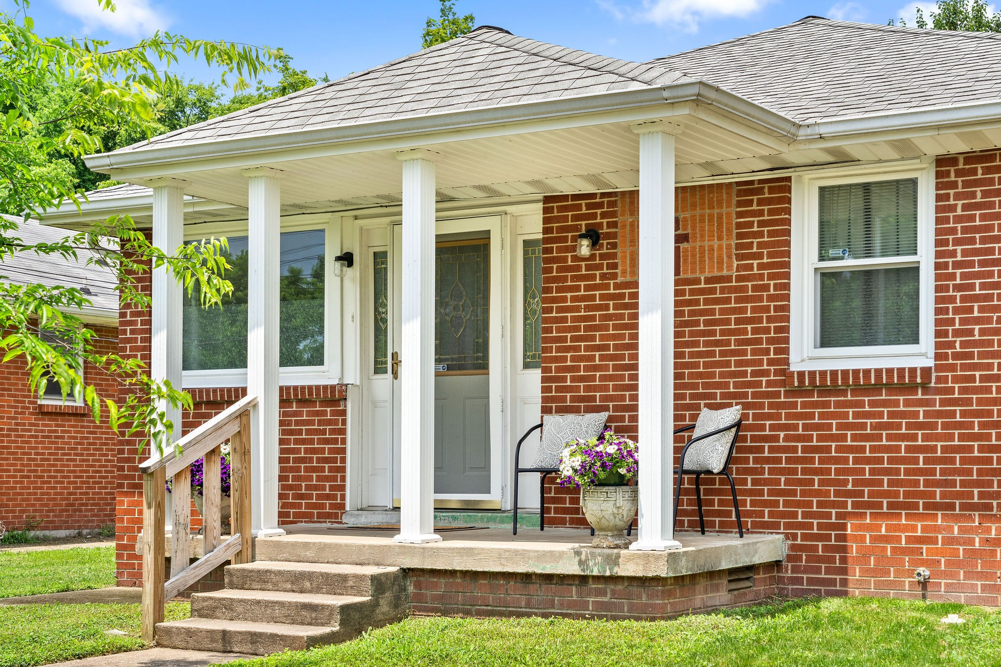 Check Out This All Brick, Ranch Home - Close to  APSU & Downtown - Amazing Expansion Makes a Huge Master Bedroom and Very Large Closet - All Kitchen Appliances Convey - Large Backyard - Perfect to Live In or Great Investment Property