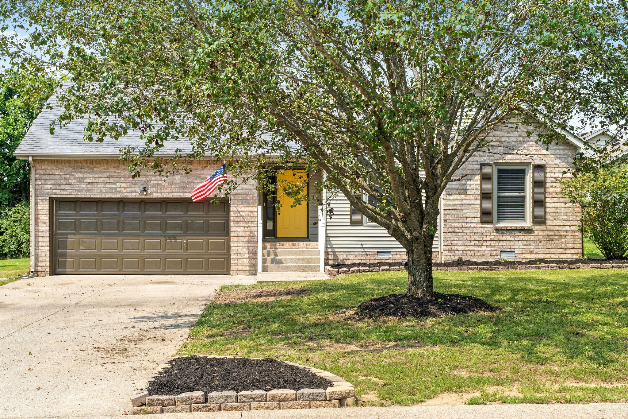 WELCOME HOME to Cute Ranch Style Home Conveniently Located off Trenton Road area - NEW Paint - NEW Carpet - Updated Fixtures - All Stainless Steel Kitchen Appliances Convey - Freshly Stained Deck is Perfect for Entertaining & Enjoying the Oversized Backyard - MUST SEE!