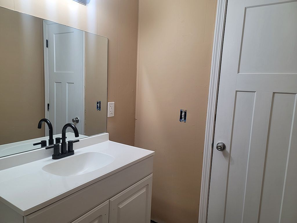 Great Location that is near Paris Landing within just 5 minutes from the Marina. Make this a summer home, fish/camping, or permanent home. Completely remodeled mobile home, new roof, new  LVP floors, New carpet, fresh paint, new redesigned kitchen. Sale to include parcel # 042F A 002.00.000.