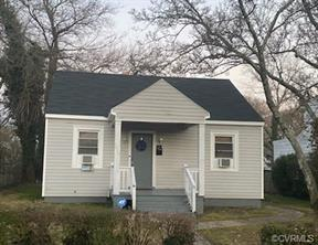 Affordable fixer-upper in South Richmond and excellent investment property with four bedrooms and tw