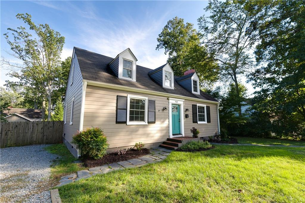 Lovely Cape Cod in wonderful Westview! This 4 bedroom, 2 full bath home feels much larger than the s