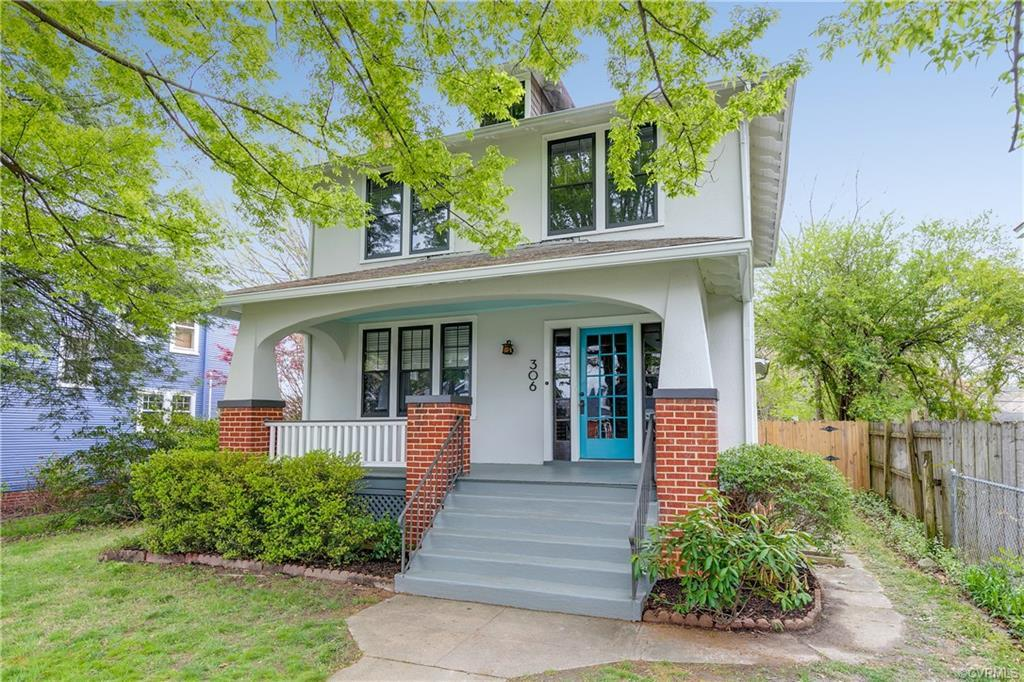 Beautiful & classic home near the park! This 4 bedroom, 2.5 bath home has style from top to bottom.