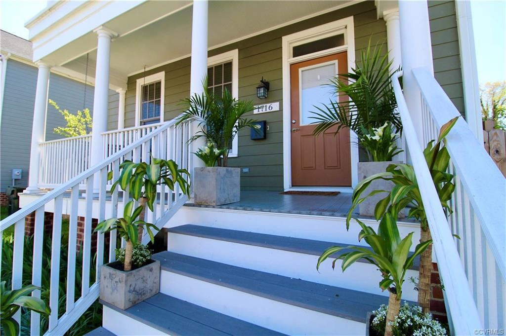 Newly built with classic style, you are going to fall in love with this home! Plantation style const