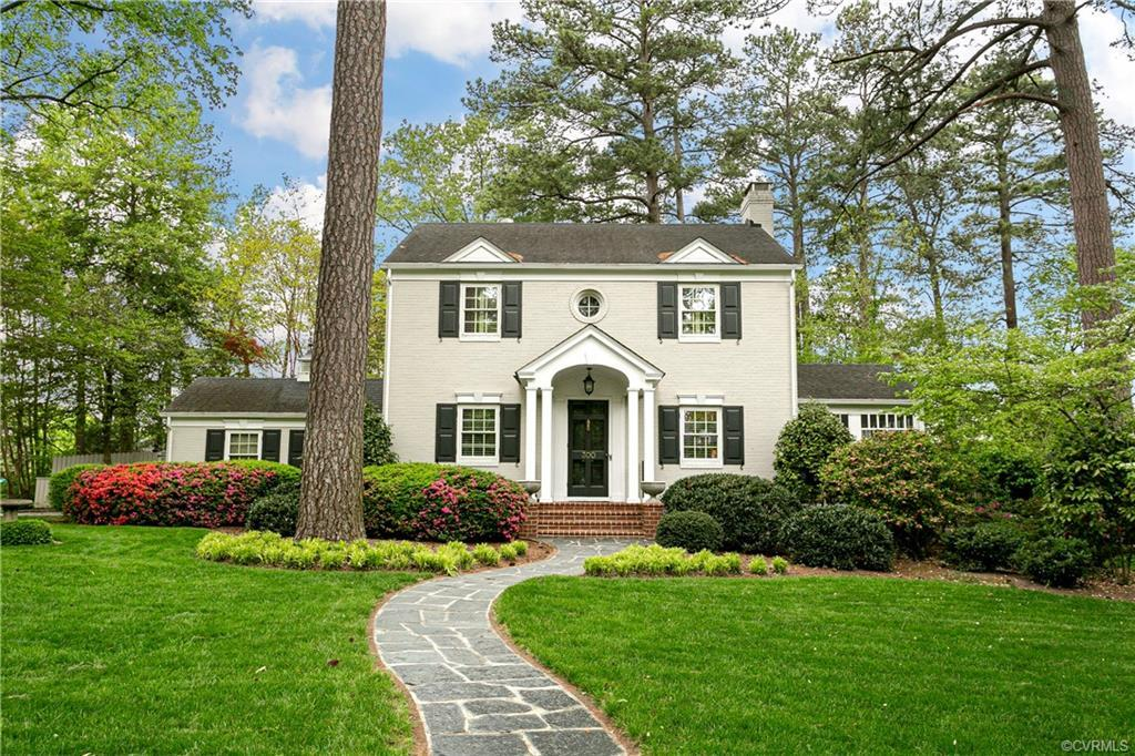 This classic renovated Old Westham Colonial w/an incredibly well landscaped yard awaits!Renovated ki