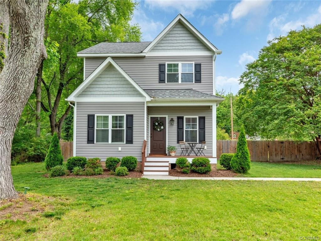 Rare find in Forest View Heights! Built in 2016, this home offers all of the desirable features of n