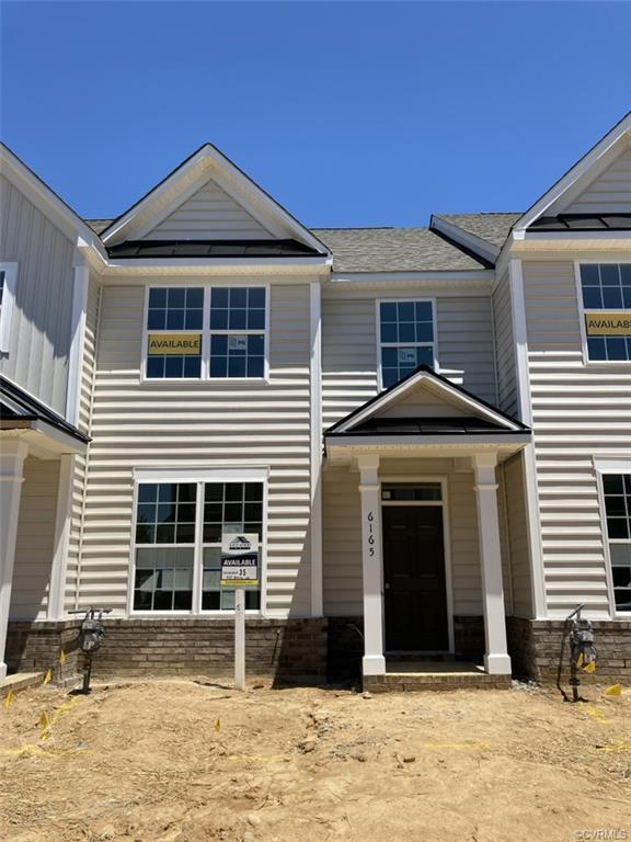 Burlington by Eastwood Homes.