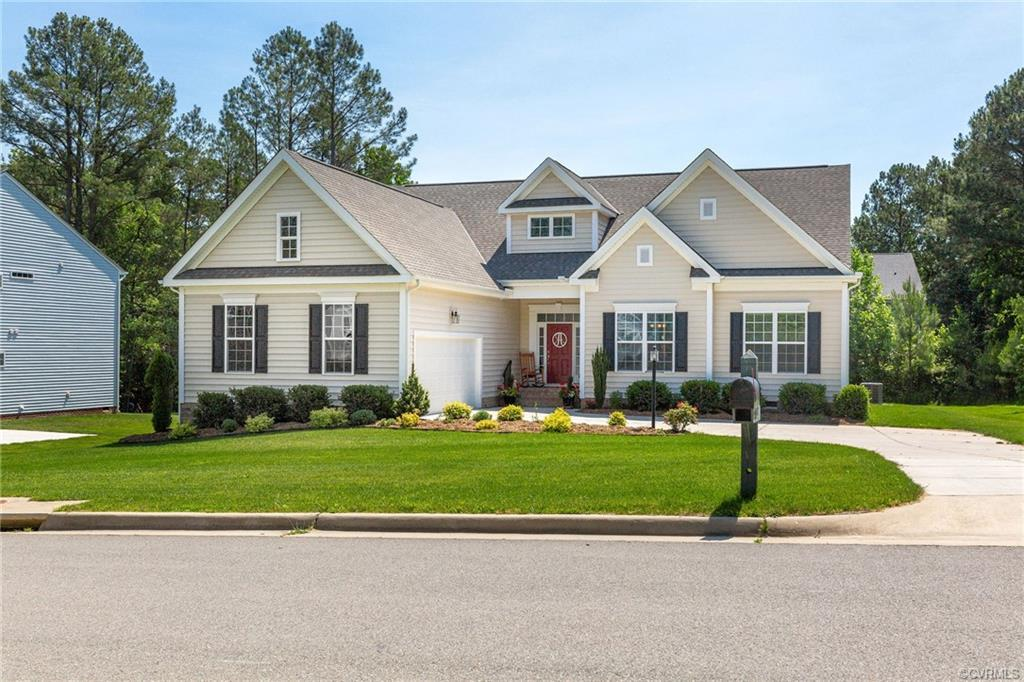 Beautiful and meticulously cared for Main Street Home built with loads of UPGRADES including 2 Membe