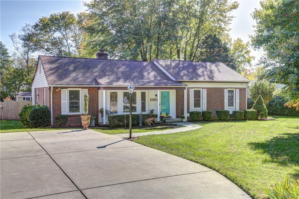 UPDATED AND MOVE-IN READY! This West End brick ranch has been meticulously maintained by the current