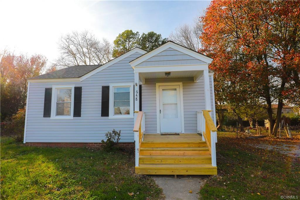 Come see the remarkable new gem that is waiting for you.  This 2 bedroom home has been completely re