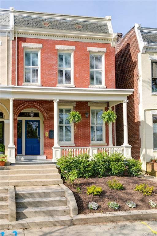 Welcome to 2515 Park Avenue in the heart of the Historic Fan District! The full front porch welcomes