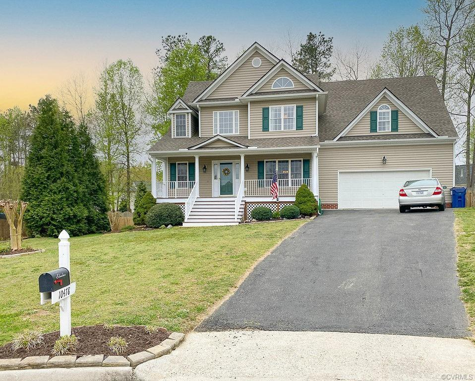Welcome to this hidden gem in Chesterfield county! Brynmore subdivision is a well maintained hidden
