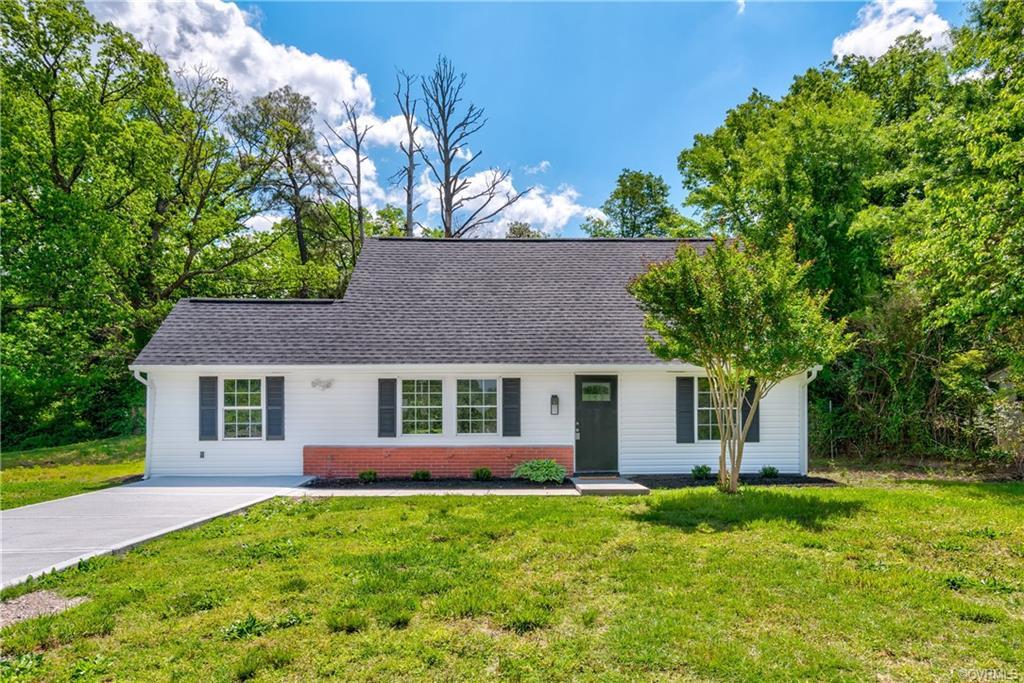 In the heart of the Libbie Mill neighborhood, this 5 bed, 2 bath, complete remodel is ready for you!