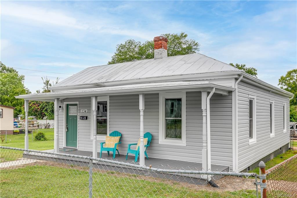 Fully renovated gem that's been taken down to the studs- new plumbing, electric, HVAC, water heater,
