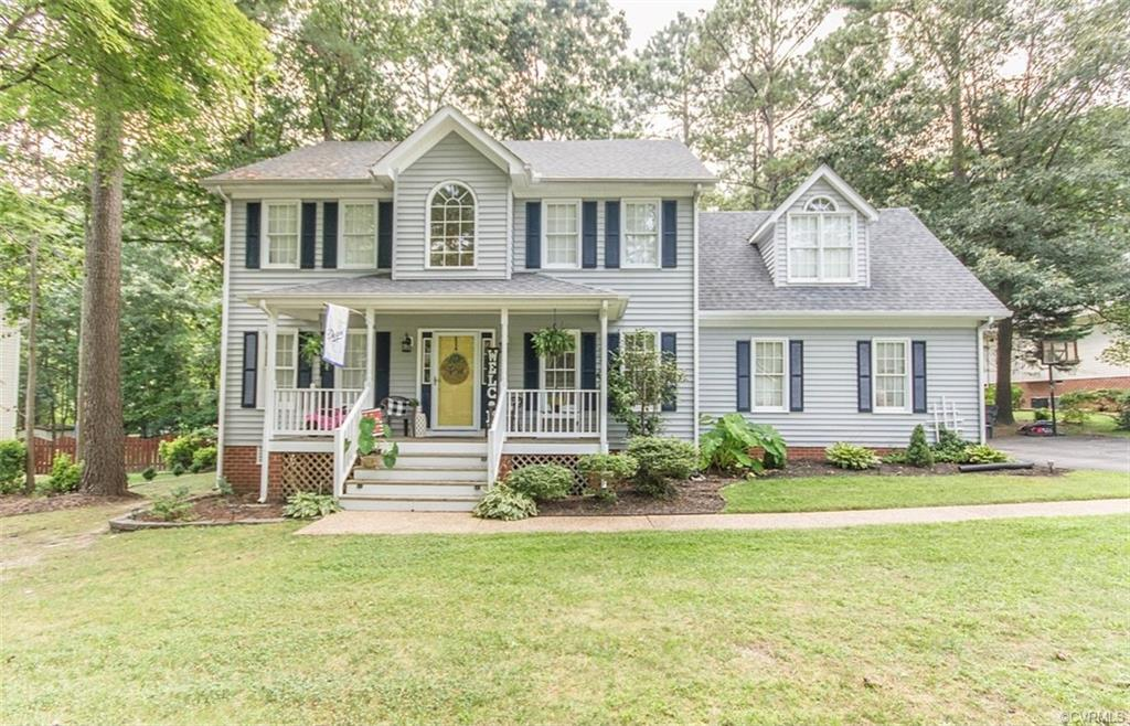 Welcome Home to 14018 Lippingham Terrace in the beautiful Stony Glen neighborhood.  This house has a