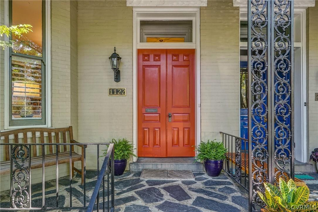 Great opportunity to purchase a beautifully renovated and immaculately maintained historic home on W