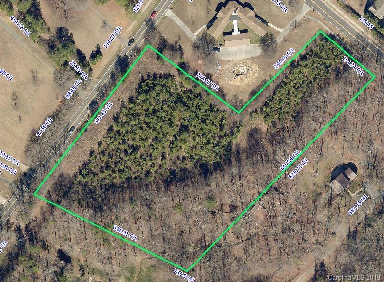 Ideal for a small subdivision, Easy access to Independence Blvd, (3 Min. drive) close to shopping centers, churches, no HOA  401 ft Sam Newell Rd. street frontage, and 151 ft Williams St. street frontage, 2/3 of the lot is lightly wooded, Lot can be subdivided, minimum lot size must be 15,000 sf lots. perk test never have been done.  a lot of potential.