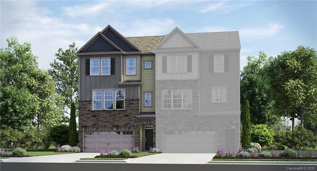 Location, Location, Location!  A Boutique Townhome Community in Ballantyne and in Ardrey Kell School