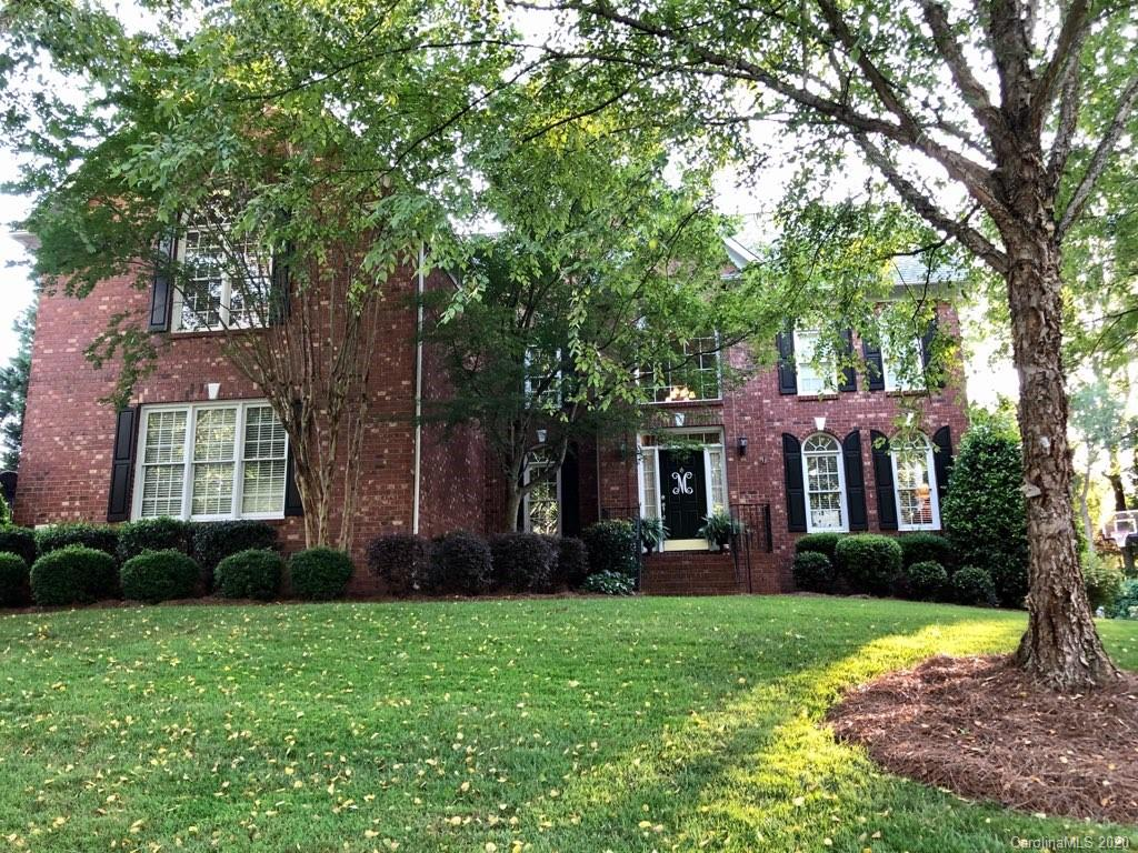 Full Brick home on quiet street in the heart of South Charlotte! This home has lots of natural light