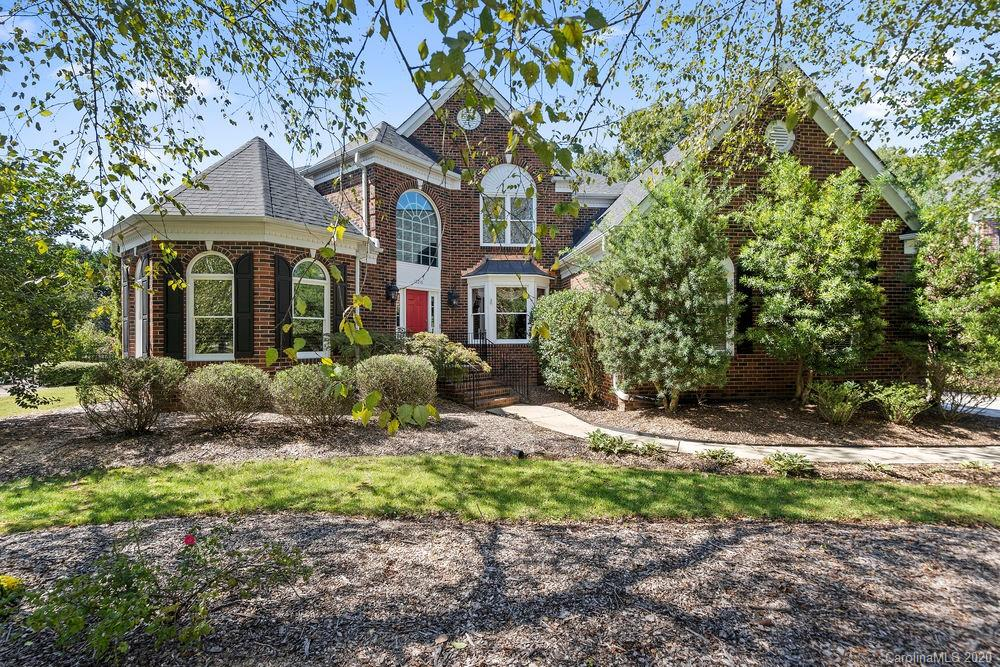 Stately home with front water view conveniently located in close proximity to popular Waverly shoppi