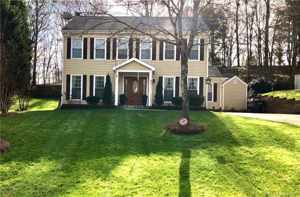 Location, Location, Johnston Rd, close to Carolina Mall. South Park Mall, restaurants, Hospital etc. Immaculate two story home sits on a quiet cul-de-sac lot. New HVAC, new windows in 2018, up dated baths in 2020, counter tops, new cabinets in 2020, 5 years roof, new stone fireplace, front and back yard irrigation. You must see this very well maintained home.