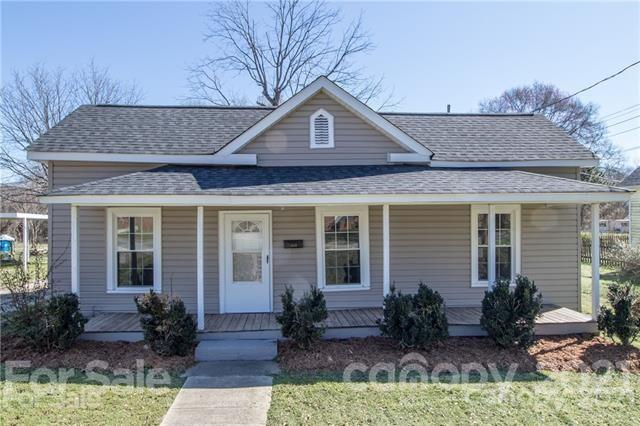 Do you want to make your home in beautiful Mount Holly City? It is the ONE! This cute home is SUPER close to the river, whitewater center, park, local museum, and colleges. Walking distance to downtown Mount Holly! Minutes away from I85 to Charlotte city! A good size 3 bedrooms with a big Master room closet! The amazing updated eat-in kitchen has granite counter tops, stainless appliances, including the refrigerator! ALL APPLIANCES INCLUDED! View the beautiful large, flat backyard from the screened porch, perfect for the outdoor cookouts and other fun entertaining activities! Also, there is a spacious detached storage /workshop. It is a GEM! It is tenant occupied now, the lease is on a month to month base, please schedule via Showing Time