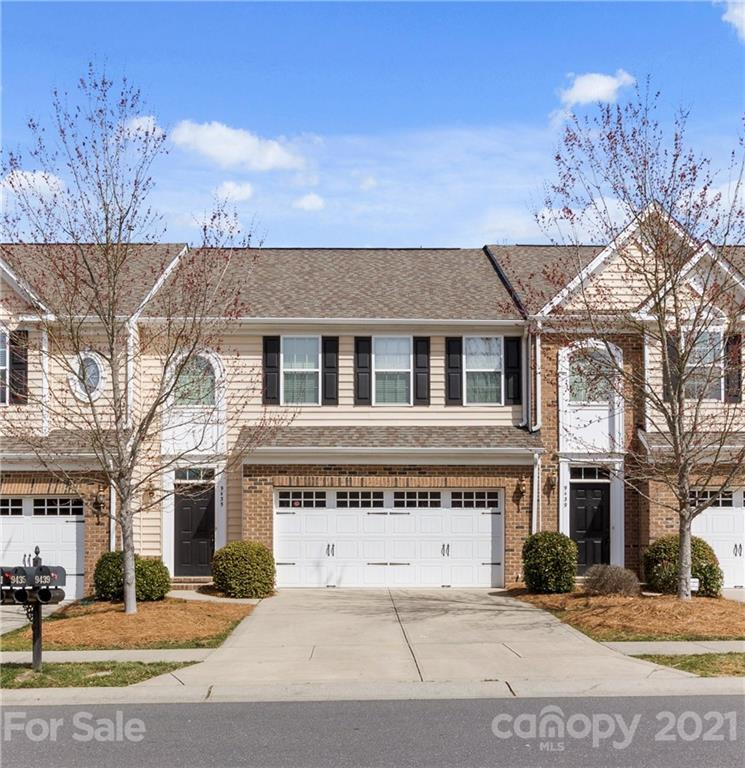 Lovely, like new townhouse with many upgrades. This home features granite countertops, hardwood floo