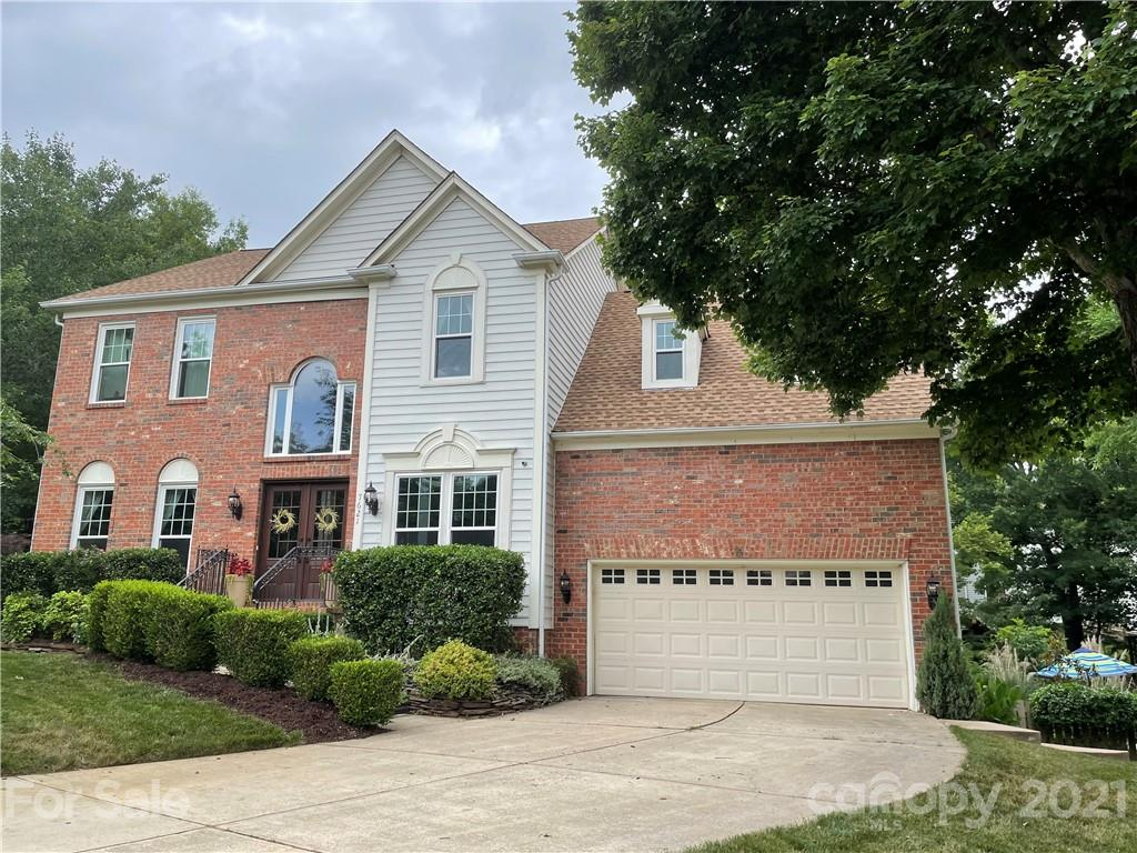 Presenting one of Highland Creeks finest homes. Nestled on a quiet cul-de-sac in one of Charlotte's premiere neighborhoods, Highland Creek. This fabulous spacious home boasts 5 Bedrooms 3 Full Baths and 1 Half Baths and a finished basement for added living space, and an outdoor Oasis complete with an inground swimming pool cascading waterfall surrounded by a mature plantings for privacy and relaxation.  Neighborhood amenities include miles of walking trails ,pools, sports club, playgrounds, tennis and basketball courts, gym and a beautiful golf course. Within the heart of the community, schools include, Highland Creek Elementary and Ridge Road Middle School.      Items that Convey- Security System with camera's Wicker pool furniture