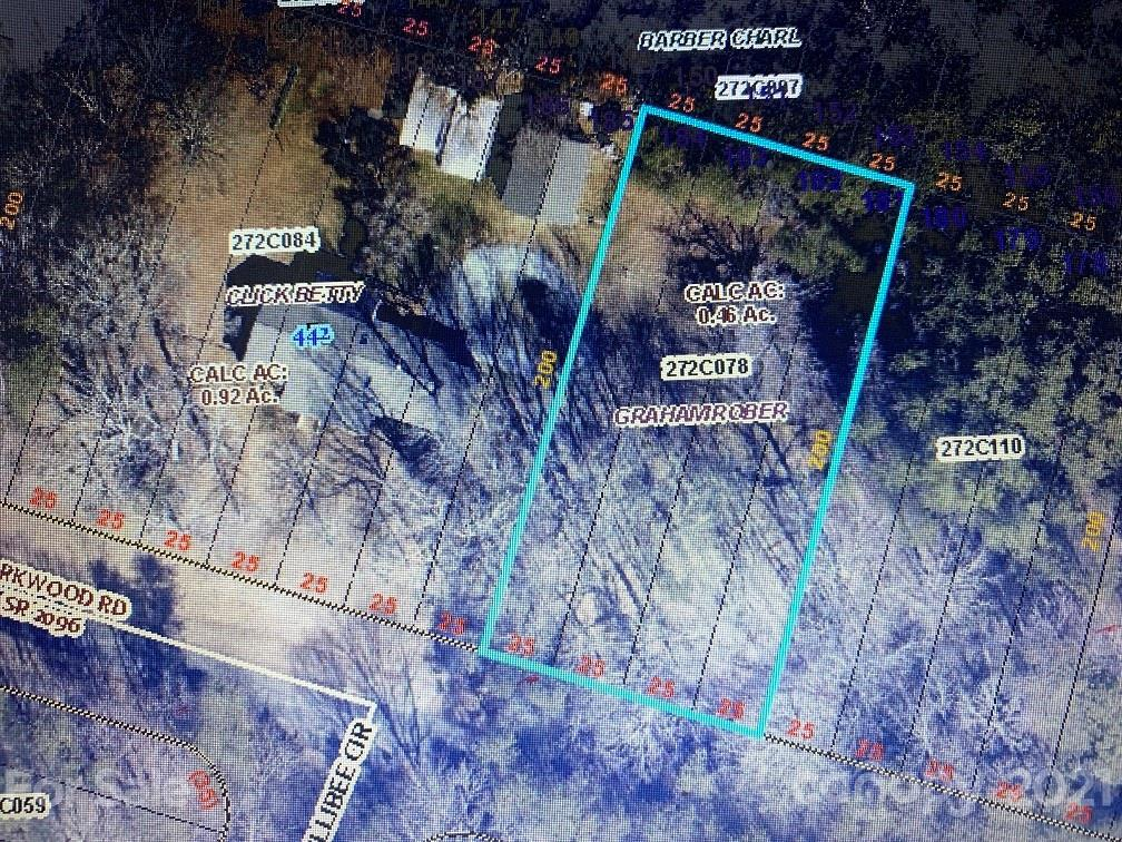 Nice level, wooded lot on a pretty, low traffic road in West Rowan.  Great opportunity to build your dream home tucked away from the traffic.  Great value on a nice lot!  Modulars allowed here, but no singlewides or doublewides.  Neighborhood has a mix of custom homes and modulars.  Just a mile or two from the new West Rowan Elementary, and just a block off Hwy. 70 in Cleveland.
