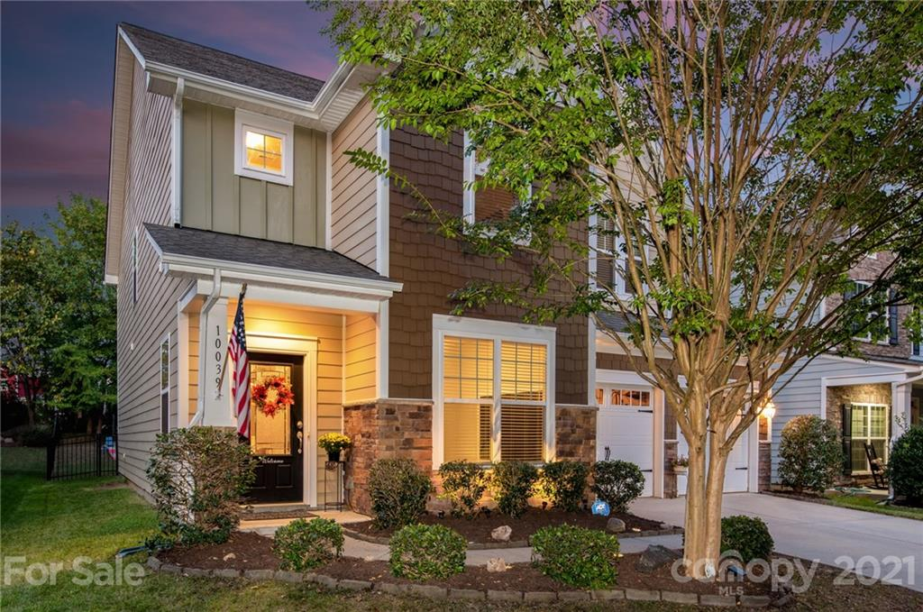 Hello! I'm 10039 Elizabeth Crest. I'm a beautiful home in an aggressively sought-after neighborhood