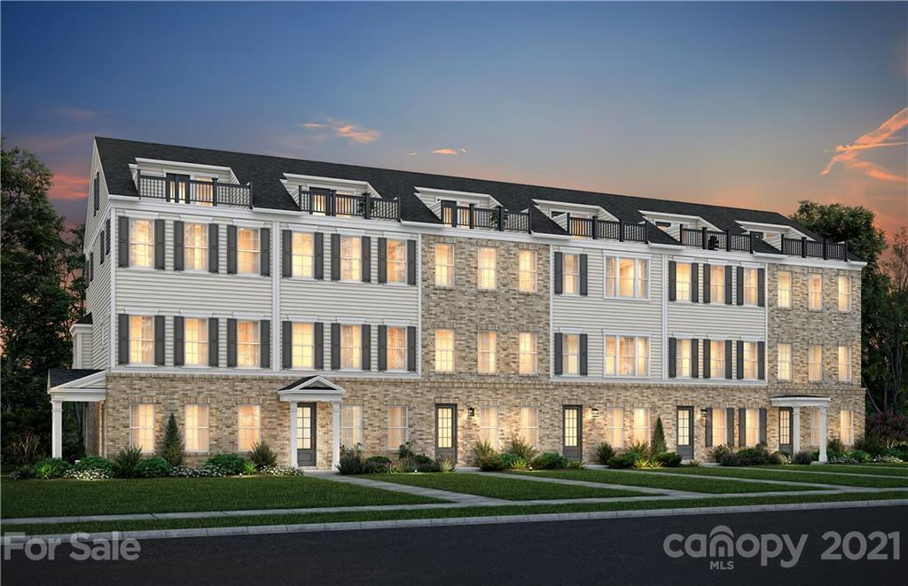 This END UNIT four-story, three-bedroom Broxton is the epitome of city style. Starting on the ground
