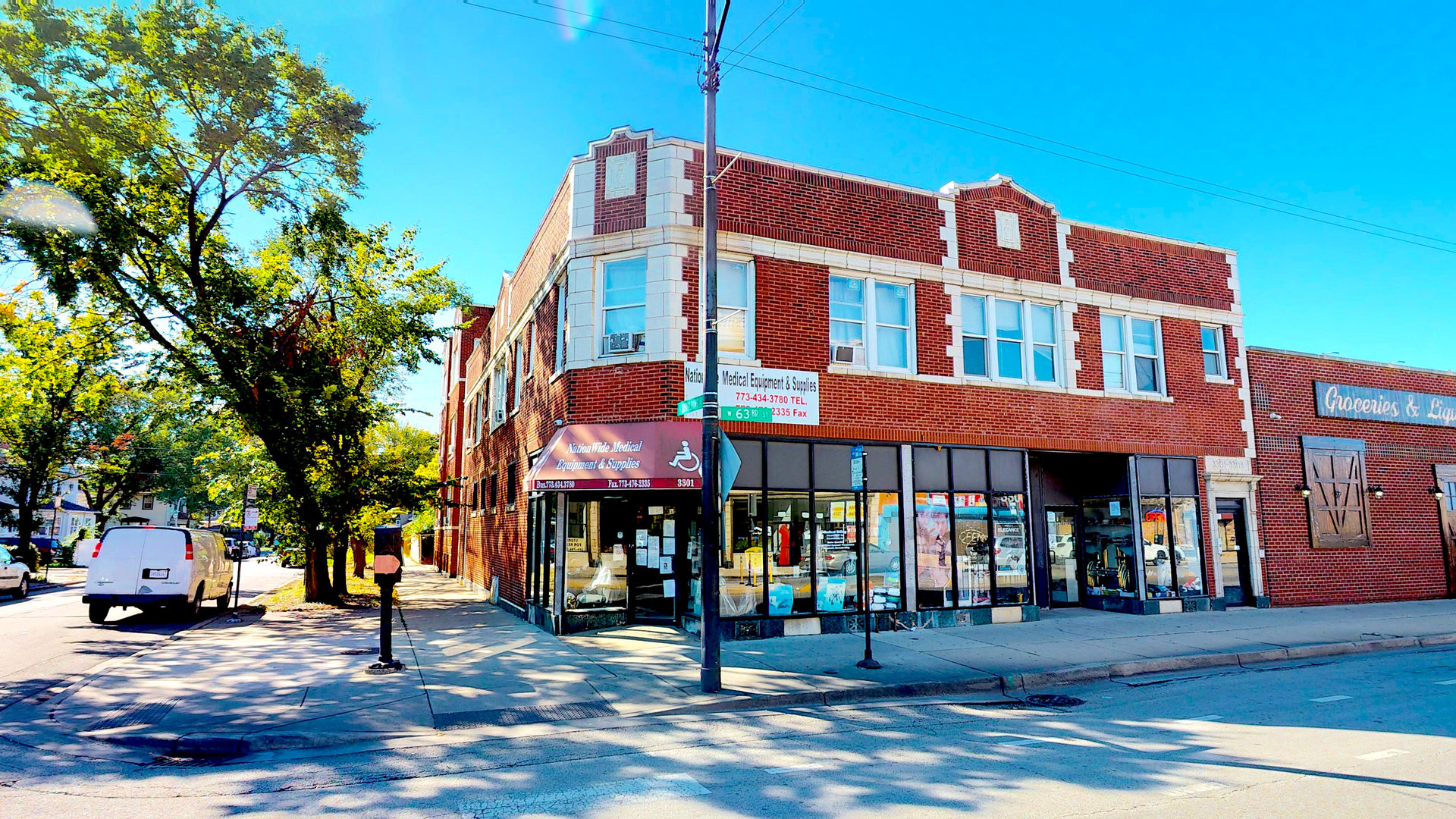 This magnificent 10 residential unit 4 commercial store front property is a rare opportunity. Separa