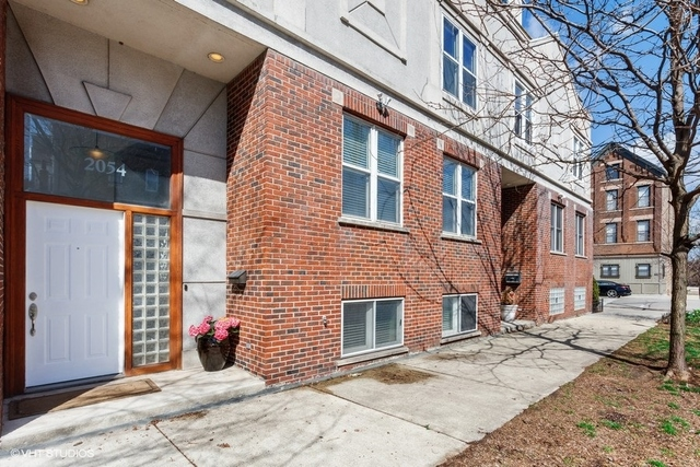 Rare opportunity in prime Bucktown location. Lives like a single family home with all 3 bedrooms on