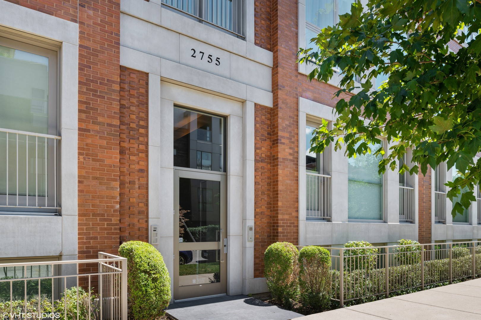 Your Lincoln Park dream condo! This perfectly situated extra WIDE 2 bed 2 bath condo on tree-lined L