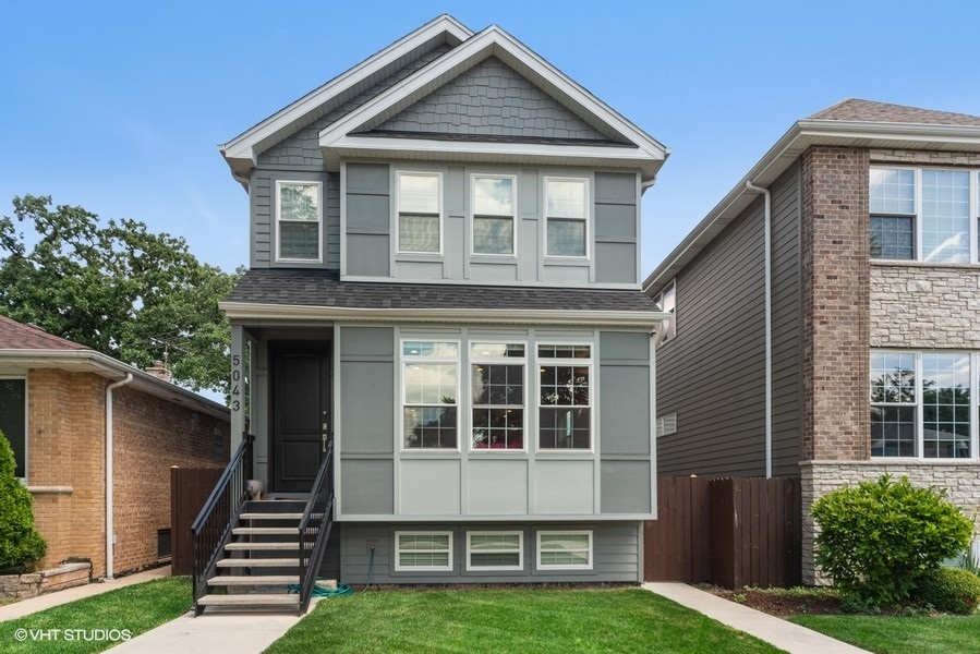 SPECTACULAR NEW CONSTRUCTION IN A GREAT NORWOOD PARK NEIGHBORHOOD/HARDIE BOARD EXTERIOR/IMPRESSIVE O