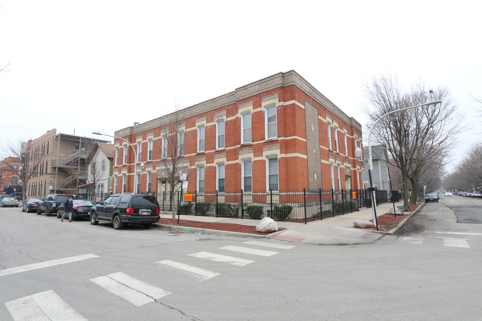 LONG TERM FAMILY OWNED PROPERTY LOCATED IN THE LITTLE ITALY/UNIVERSITY VILLAGE AREA CONSISTING OF TW